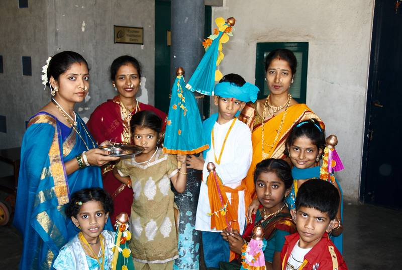 Bringing in the New Year: Puja time on Guddi Padva day