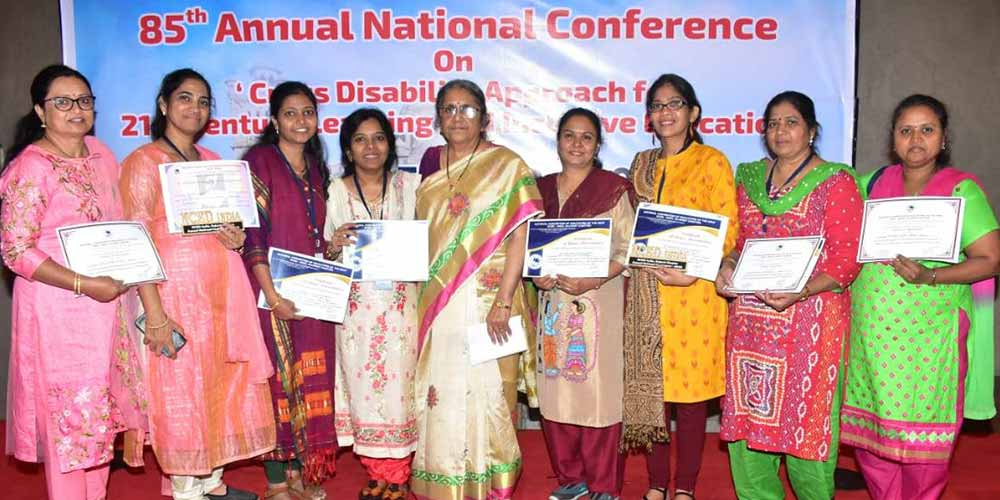 Teachers of CSED participating at NCED India – Gujarat Chapter